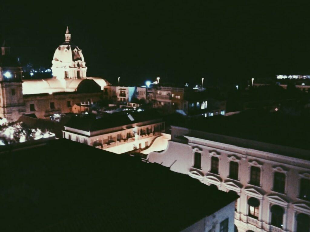 cartagena-de-indias-de-noche